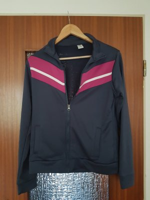 Active Touch Sports Jacket pale blue polyester