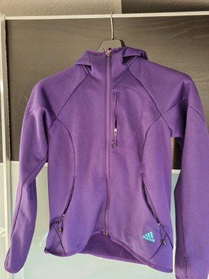 Adidas Veste de sport violet