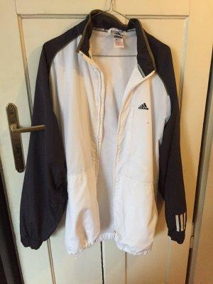 Adidas Kurtka sportowa biały-czarny
