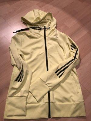 Sportjacke Adidas Neongelb
