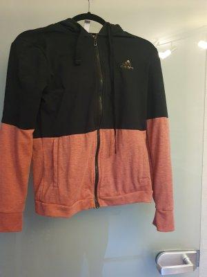 Adidas Sports Jacket black-dark red