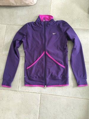 Nike Sportjack braambesrood-violet