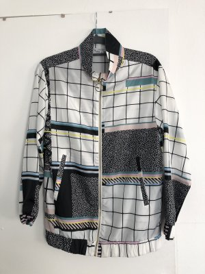 & other stories Sports Jacket multicolored polyester