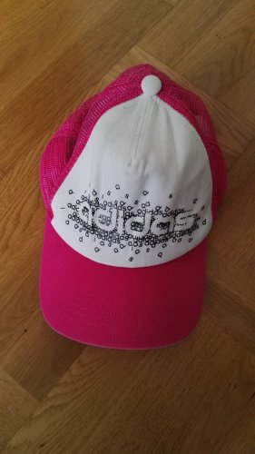 Adidas Baseball Cap white-raspberry-red