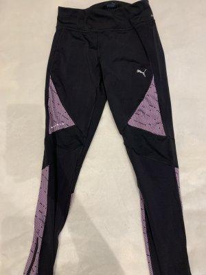 Puma pantalonera negro-lila