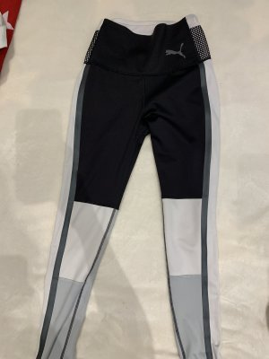 Puma pantalonera negro-blanco