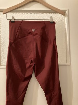 Forever 21 Trackies carmine polyester