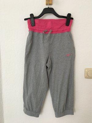 Nike Sportbroek lichtgrijs-roze