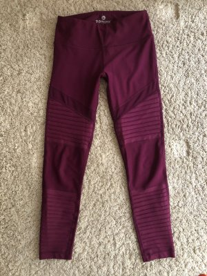 Sportleggings Bikerlook