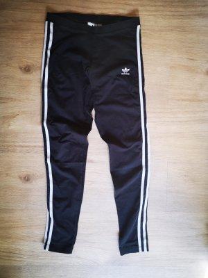 Adidas Legging blanc-noir