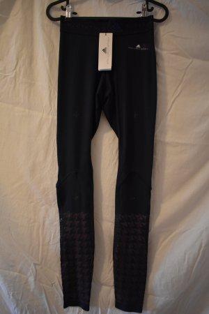 Adidas by Stella McCartney Pantalone da ginnastica blu scuro-marrone-viola