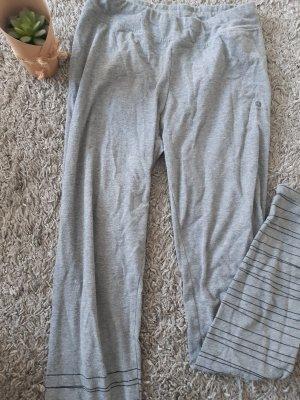 Decathlon Leggings grigio-nero