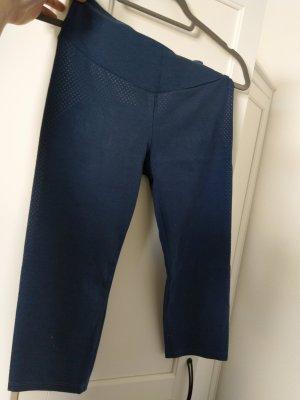 Decathlon Leggings blu scuro