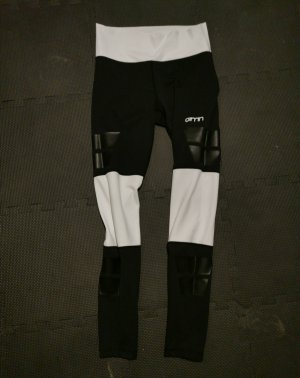 Aim'n Leggings white-black