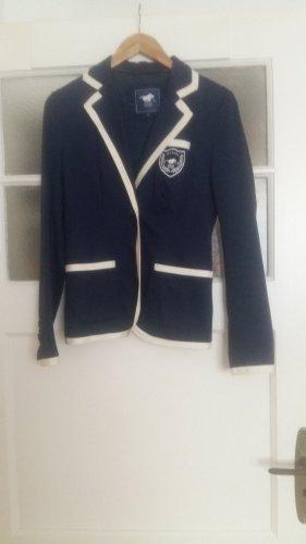 Polo sylt Short Blazer white-dark blue