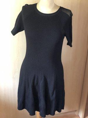 Tommy Hilfiger Stretch jurk zwart
