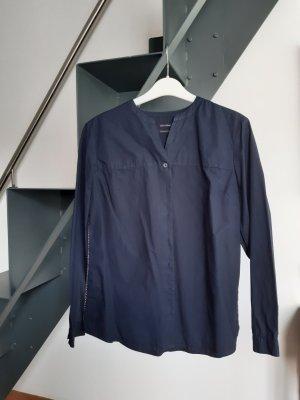 Marc O'Polo Long Sleeve Blouse dark blue
