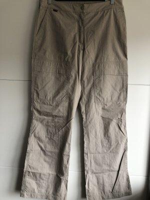 H&M L.O.G.G. Pantalone cargo beige chiaro