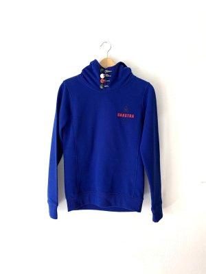 Gaastra Hooded Sweatshirt blue cotton