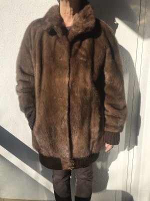 Pelt Jacket brown