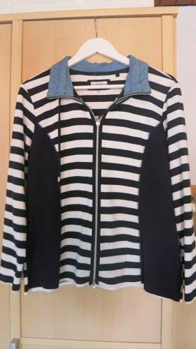 sportliche Shirt-Jacke mit Kragen Gr. M