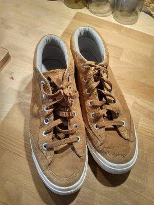 Nike Zapatillas altas marrón arena-camel