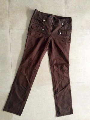 Massimo Dutti Breeches black brown