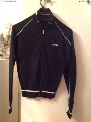 Sportliche Strickjacke von DKNY Gr. S/M