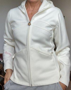 Burton Giacca con cappuccio bianco sporco