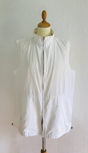 BELFE & BELFE Sports Vests white-natural white polyester