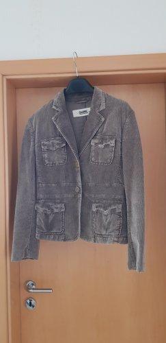 Closed Blazer in lana marrone-grigio