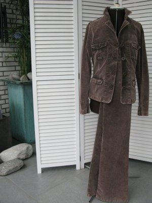 Closed Trouser Suit multicolored