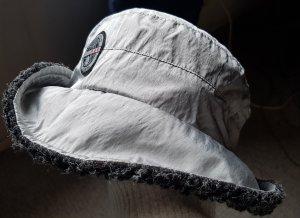 Luhta Rain Hat silver-colored-dark grey
