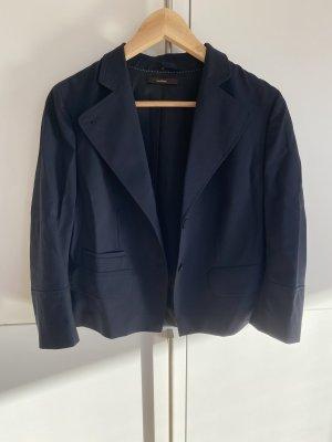 Windsor Korte blazer donkerblauw