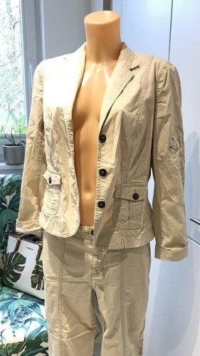 Ascari Short Blazer multicolored cotton