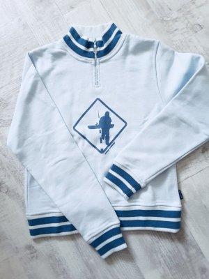 sportlicher Pullover