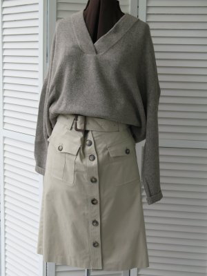 Sportlicher Pullover V-Ausschnitt von SET-Fashion