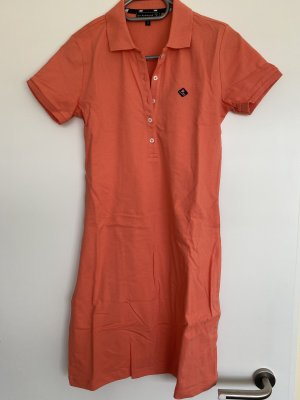 Sir Raymond Tailor Polo Dress salmon