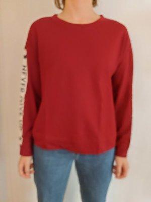Sportliches Shirt OVS, Gr. M, weinrot