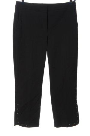 Sportmax 7/8 Length Trousers dark blue casual look