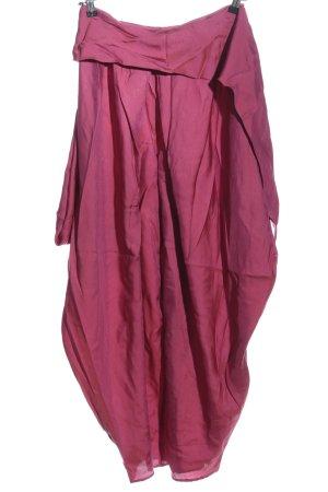 Sportmax Baggy Pants lila extravaganter Stil