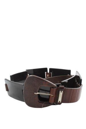 Sportmax Hip Belt black-brown casual look