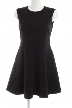 Sportmax Code Cocktailkleid schwarz Business-Look
