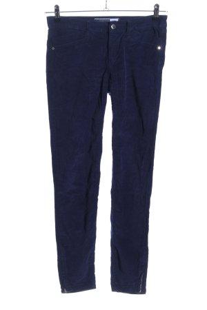 Sportmax Code Corduroy Trousers blue casual look