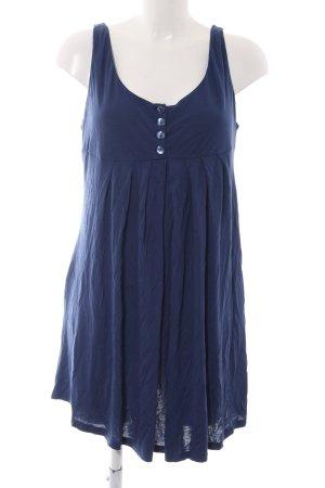 Sportmax Code Jerseykleid blau Casual-Look