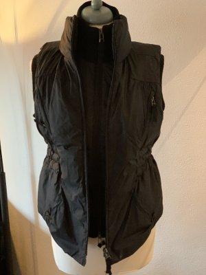 Sportmax Code Down Vest black