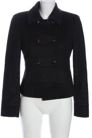 Sportmax Code Wełniany sweter czarny W stylu casual