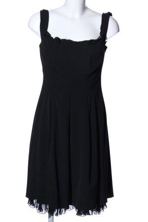 Sportmax Pinafore dress black business style