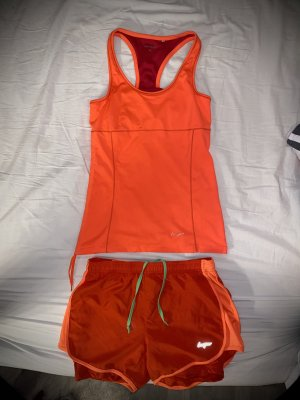 benger Sports Shirt neon orange