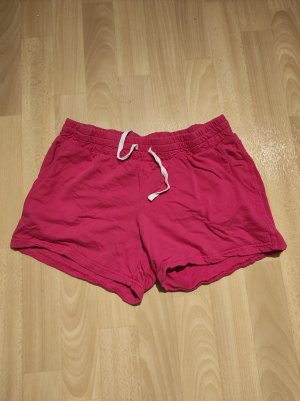 Janina Sport Shorts red cotton
